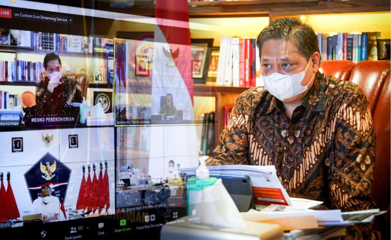 Kerja Sama Indonesia-Amerika, Ini Dibahas Menko Airlangga dan Dubes AS