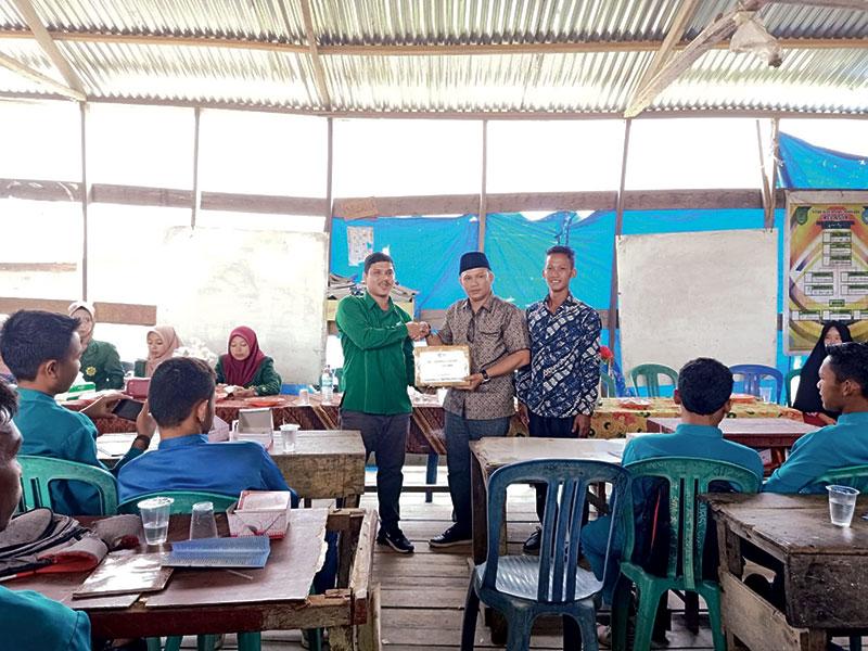 Dompet Dhuafa Peduli Pendidikan Pedalaman