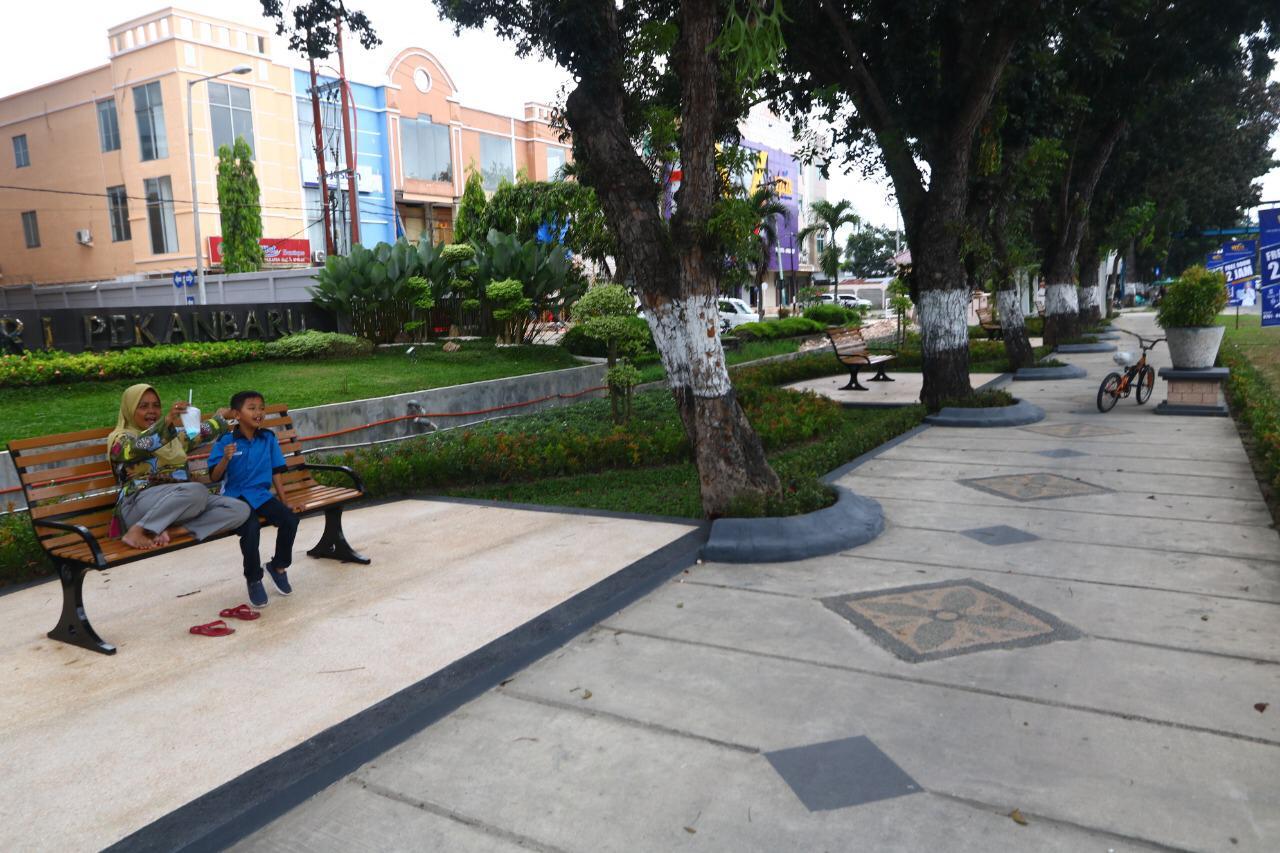 Tanpa APBD, Swasta Digaet Bangun Taman