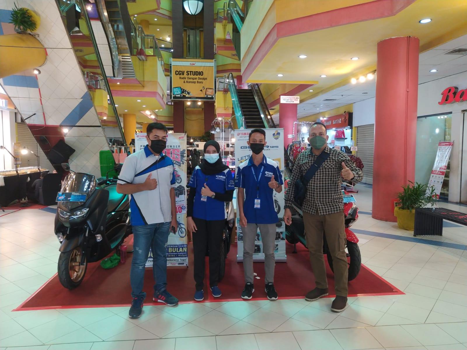 MAXI Hadir di Plaza Citra Pekanbaru