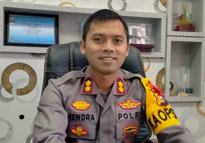 Simpan Sabu, Warga Desa Petani Diringkus Polisi