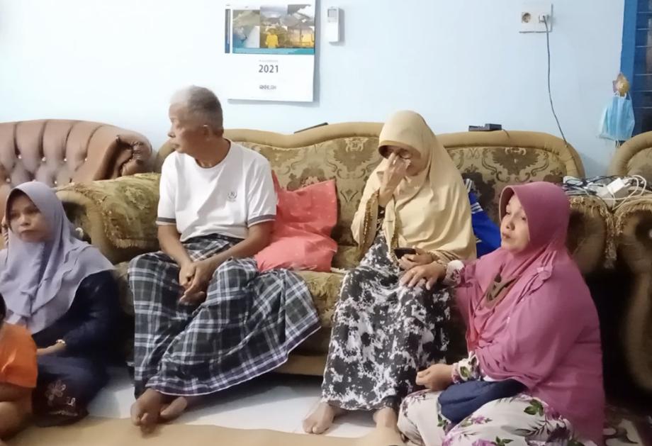 Ke Pontianak Untuk Unduh Mantu Setelah 11 Bulan Menikah