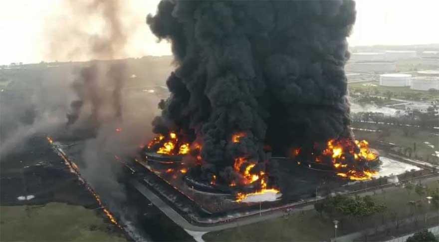 Kilang Balongan Terbakar, Pertamina Pastikan Suplai BBM Riau Aman