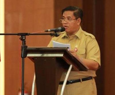 Pemprov Riau Usulkan Pemberhentian Sementara Bupati Bengkalis Nonaktif