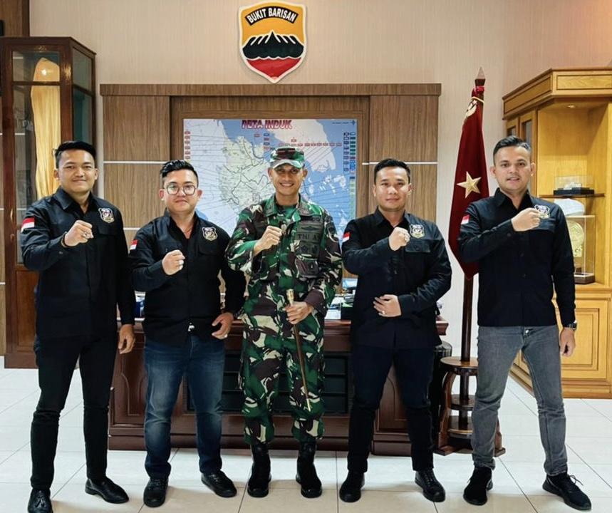 Sinergi SPI Riau dengan Korem 031/Wirabima