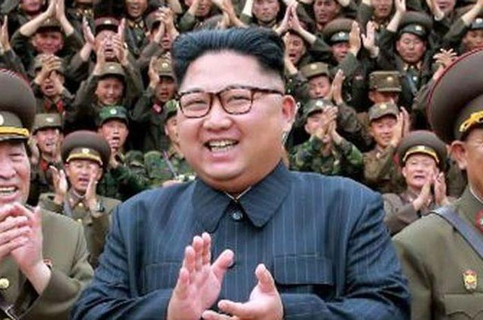 Wah...Ternyata Kim Jong Un Sehat dan Masih Hidup