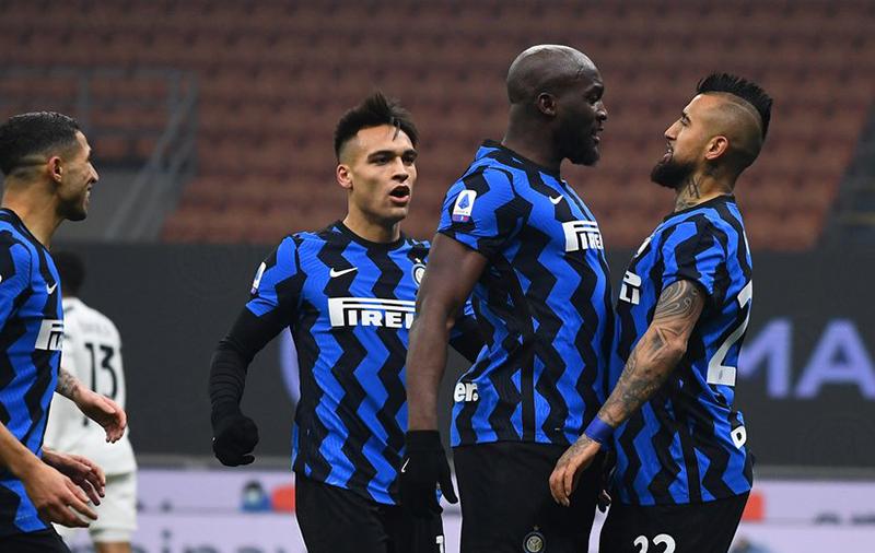 Vidal: Inter Milan Bisa Rebut Scudettto