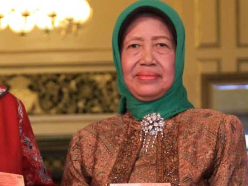 Jokowi: Ibu Saya 4 Tahun Mengidap Kanker