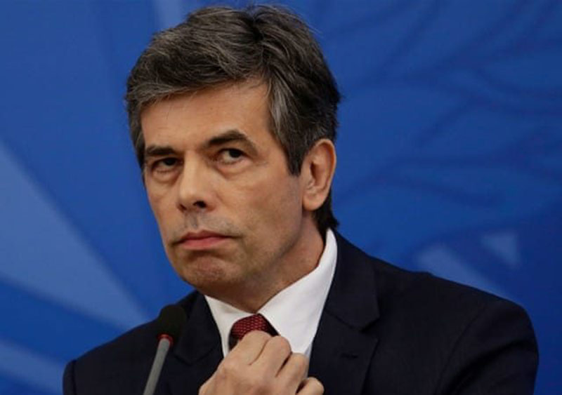 Sebulan Menjabat, Menteri Kesehatan Brazil Mundur