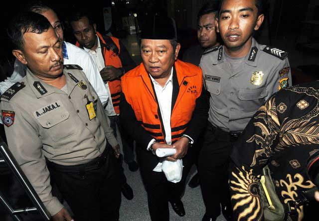 OTT Saiful Ilah Diminta Segera Tentukan Pengacara