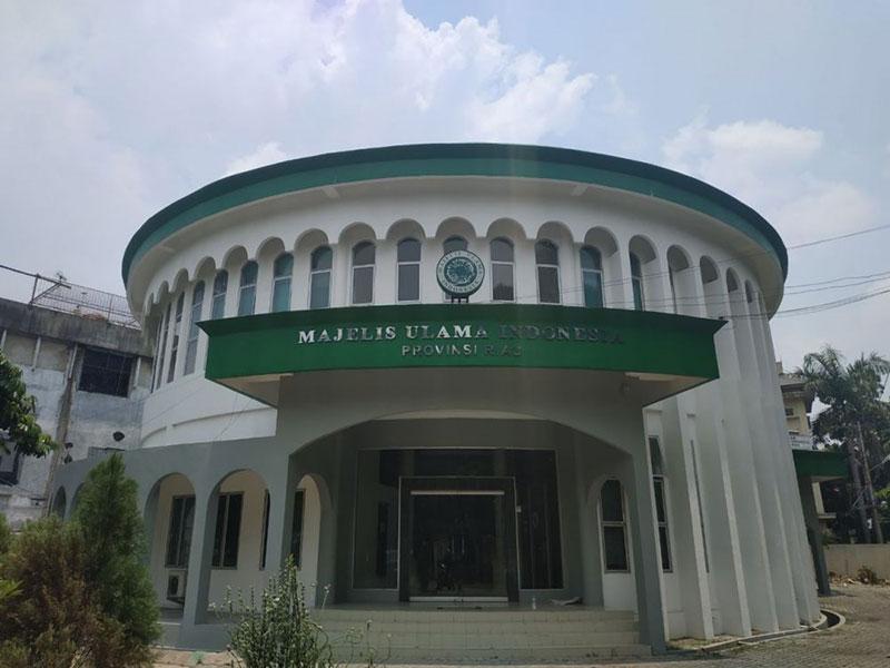 Ilyas Husti Jadi Ketua Umum MUI Riau
