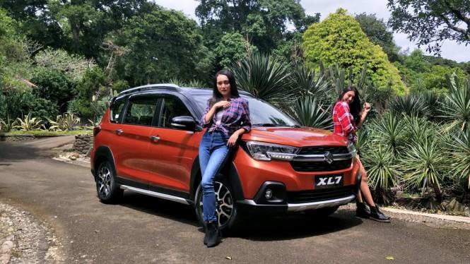 SPK Suzuki XL7 Telah Lampaui Target