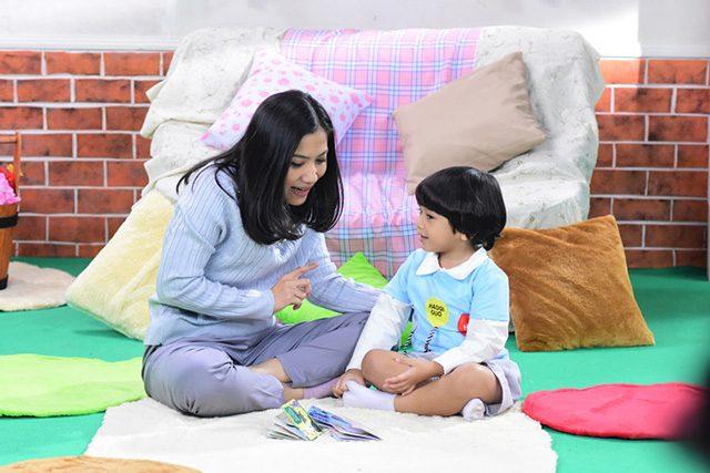 Jurus Bunda Agar Anak Tak Bosan di Rumah