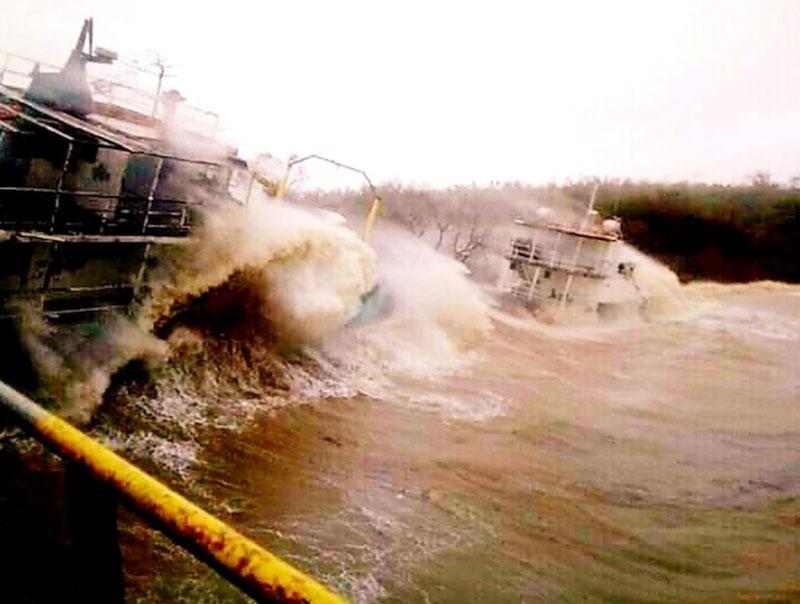 Saat Pandemi Corona, Vanuatu Dihantam Badai Tropis