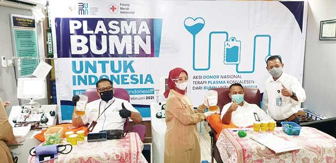 PTPN V Sukseskan Gerakan Plasma BUMN untuk Indonesia