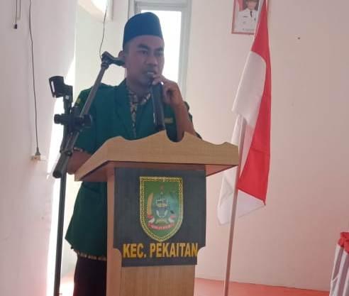 Ketua GP Ansor Hadiri Rakor Anak Cabang di Pekaitan