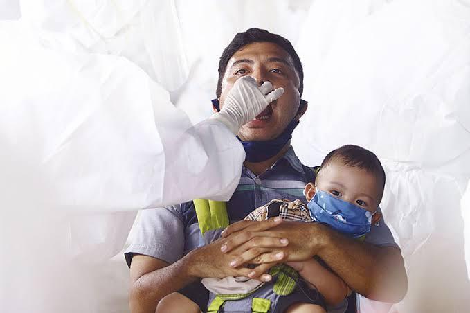 Hari ini Kasus Baru di Riau Bertambah 63 Orang
