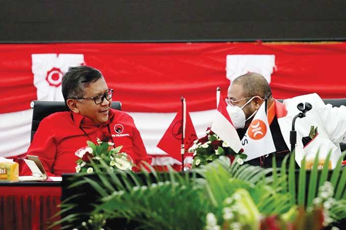 Kunjungi PDIP, PKS Tepis Kesan Selalu Berlawanan