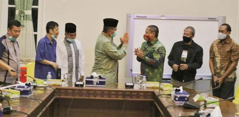 SM-CBGSK Dijadikan Pusat Konservasi Harimau Sumatera