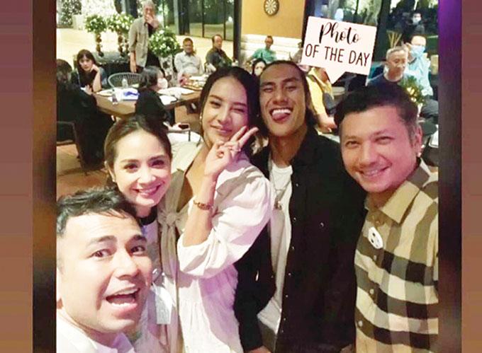 Gelar Party setelah Divaksin, Raffi Ahmad Minta Maaf