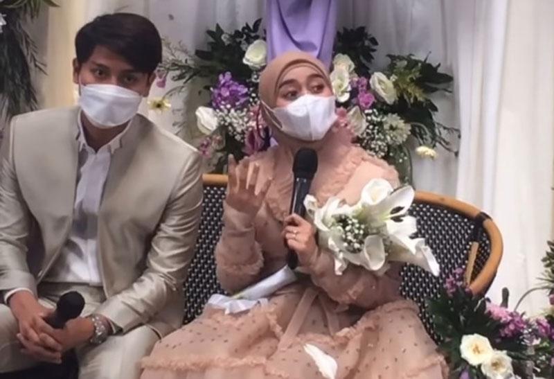 Stasiun TV Sebut Rangkaian Acara Pernikahan Rizky Billar-Lesti Ditunda
