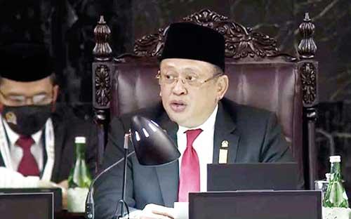 Ketua MPR Ingatkan Hati-Hati Susun Kurikulum