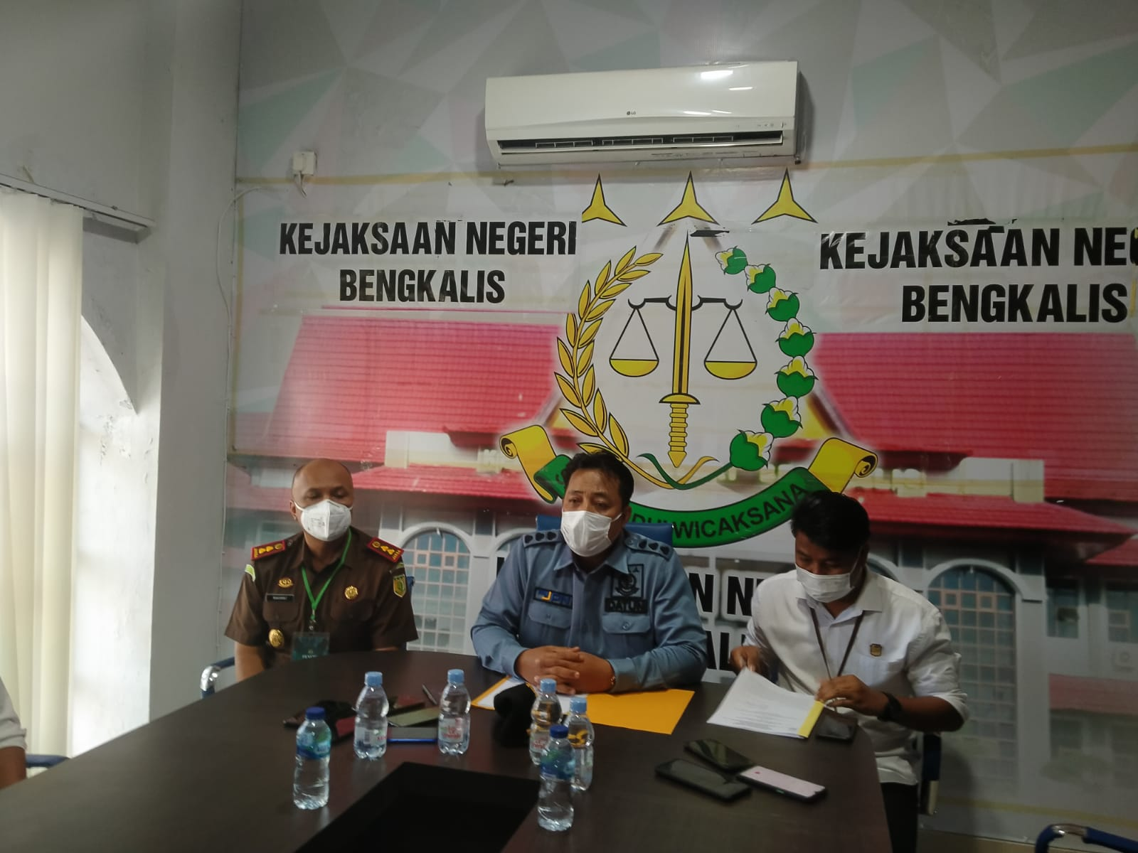 9 Jaksa Wakili Negara Sebagai Tergugat Sengketa Lahan PT CPI