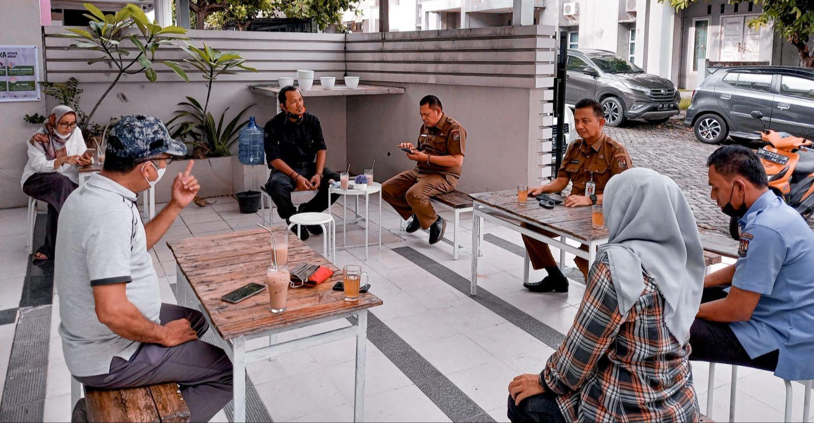 IATTA Riau-Disbudpar Kampar Majukan Wisata Bersama