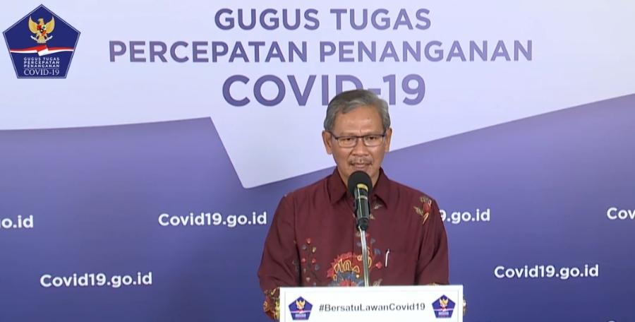 Nihil Kasus Baru, Tiga Pasien Positif di Riau Sembuh, 12 Masih Pemulihan