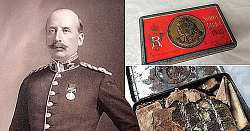 Tentara Inggris Simpan Cokelat Kiriman Ratu Victoria sampai Satu Abad