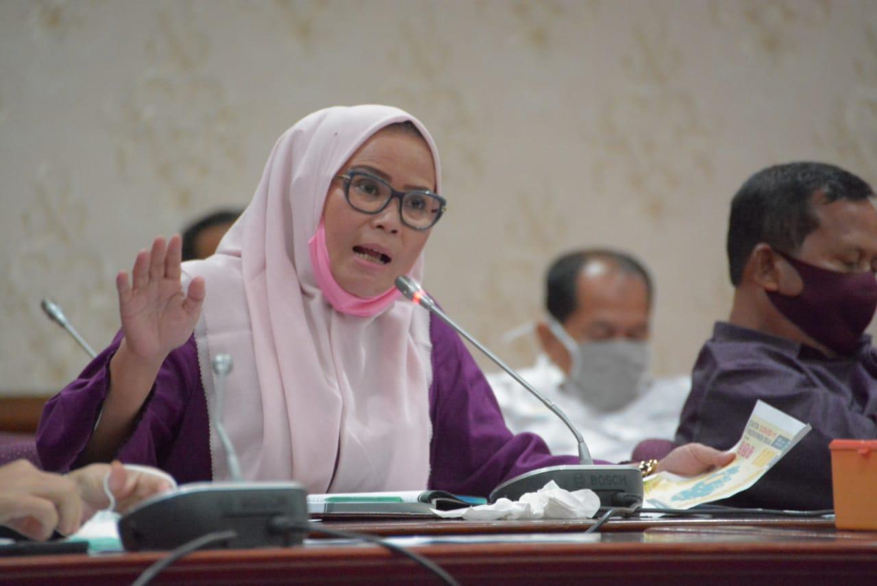 Tingkat Kesembuhan Pasien Covid-19 Riau Terendah