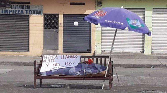 Jenazah Covid-19 Telantar di Jalanan, Wapres Minta Maaf
