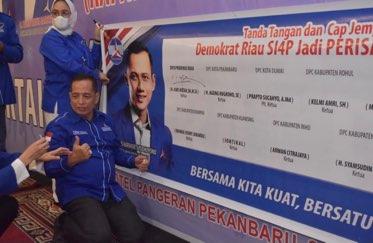 Demokrat Riau Nyatakan Tolak KLB Sumut, Asri Auzar: Abal-abal!