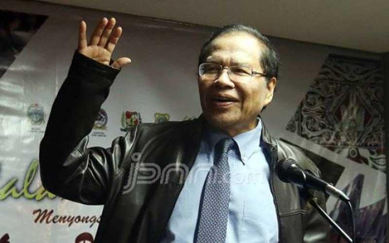 Rizal Ramli: Jokowi Berani Hentikan Ibu Kota Baru Enggak Ya?