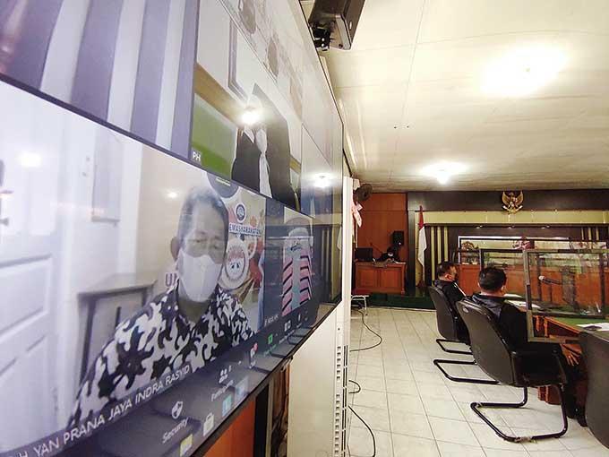 Yan Prana Divonis Lebih Ringan dari Tuntutan Jaksa