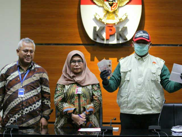 KPK Diminta Tegas Usut Kasus PAW Sampai Tuntas