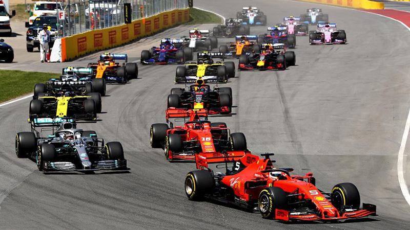 GP Australia Dibatalkan, GP Bahrain dan Vietnam Ditunda