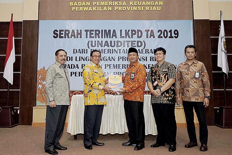 Pemkab Targetkan WTP LKPD 2019