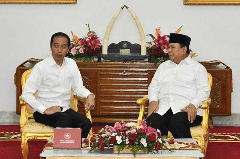 Prabowo Subianto: Kita Defensif