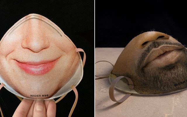 Terinspirasi Virus Corona, Perusahaan Ini Ciptakan Masker dengan Face Unlock