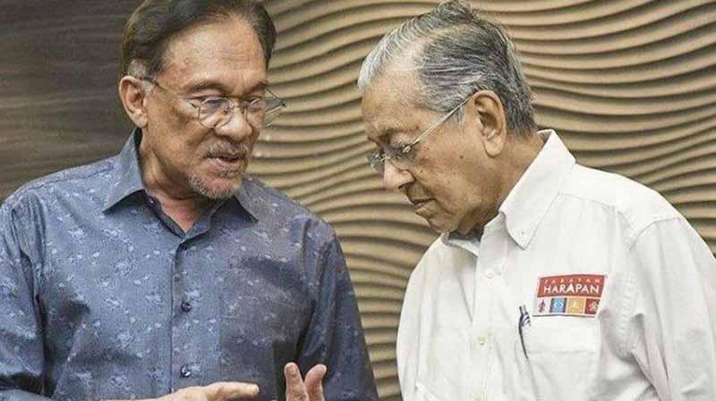 Lho Lho Lho… Mahathir Ingin Jadi Perdana Menteri Lagi?