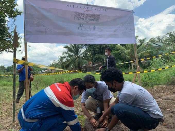 PHR Gelorakan Peduli Lingkungan
