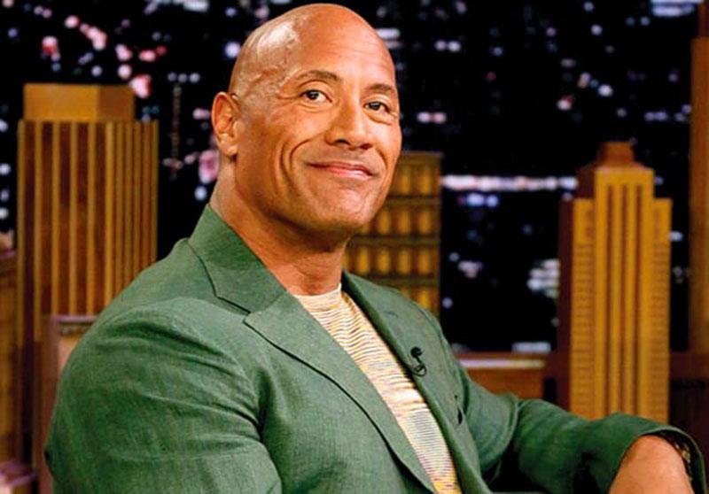 Berkat Netflix, The Rock Jadi Aktor Terkaya