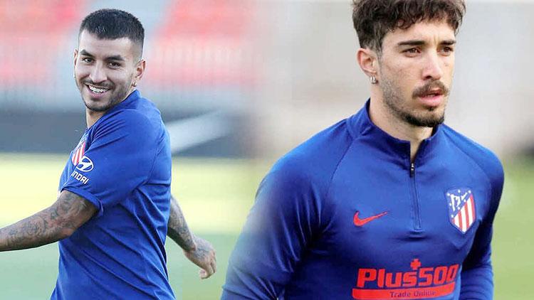 Jelang Lawan Leipzig, Dua Pemain Atletico Madrid Positif Corona