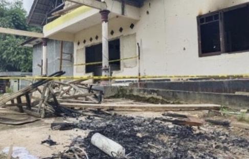 Kantor Polisi Dibakar Massa, Ini Kata Kapolda Lampung