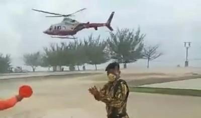 Diduga Pakai Helikopter BNPB untuk Politik, Ketua DPRD Riau Dibela Gubernur