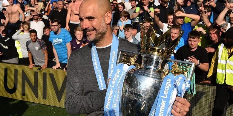 Pep Guardiola, Pelatih Jaminan Juara