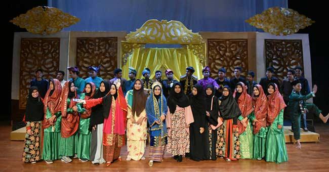 Drama Klasik Bangsawan Melayu