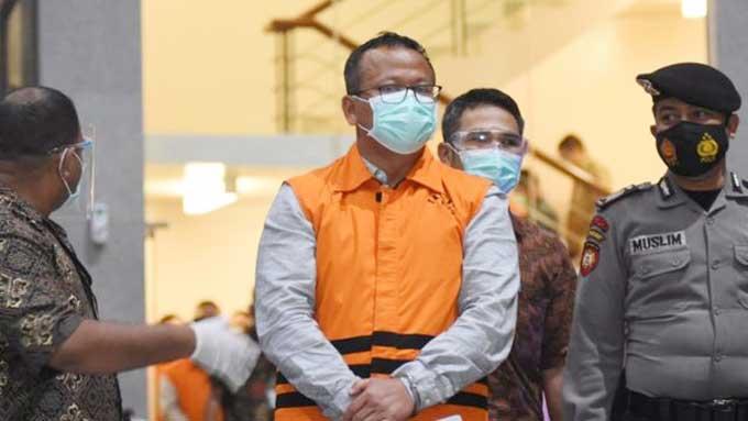 Edhy Prabowo Cuma Dituntut 5 Tahun Penjara