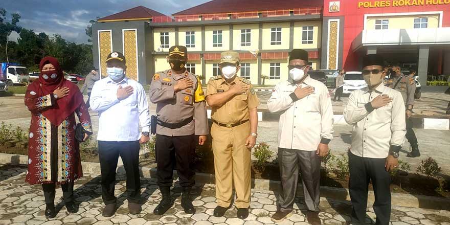 Pemkab Siap Sukseskan PSU di Tambusai Utara